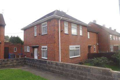 3 Bedrooms Semi Detached House for sale in Brookside Drive, Blurton, Stoke On Trent, Staffordshire