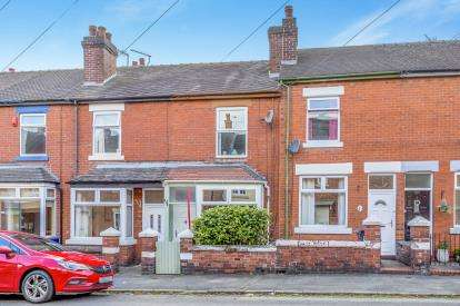 3 Bedrooms Terraced House for sale in Oxford Road, Newcastle, Staffordshire