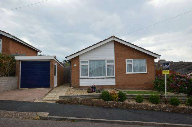 3 Bedrooms Detached Bungalow for sale in Anson Road, Exmouth, Devon