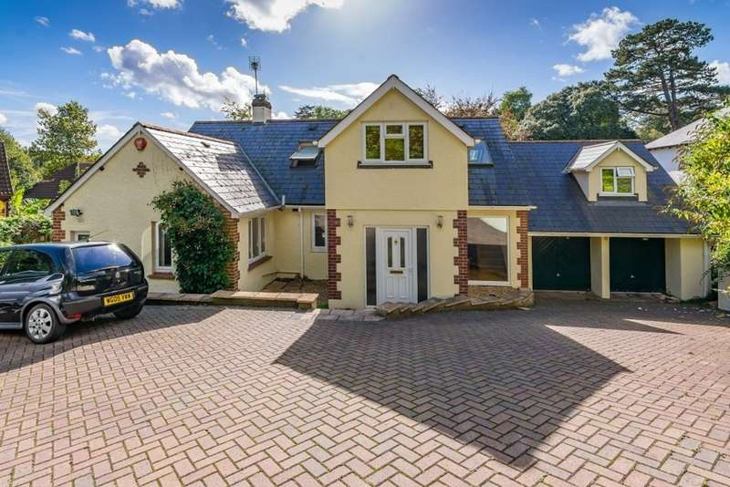 4 Bedrooms Detached House for sale in Daccabridge Road, Kingskerswell