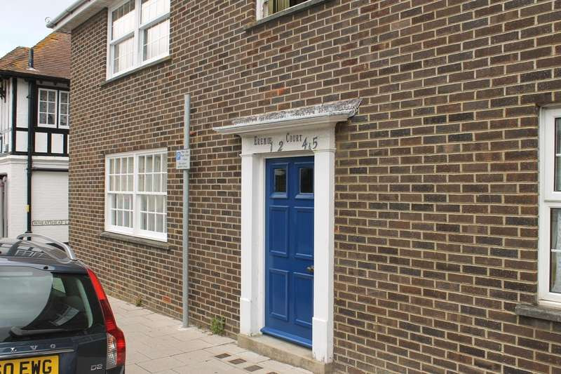 1 Bedroom Flat for sale in Yarmouth, Isle of Wight