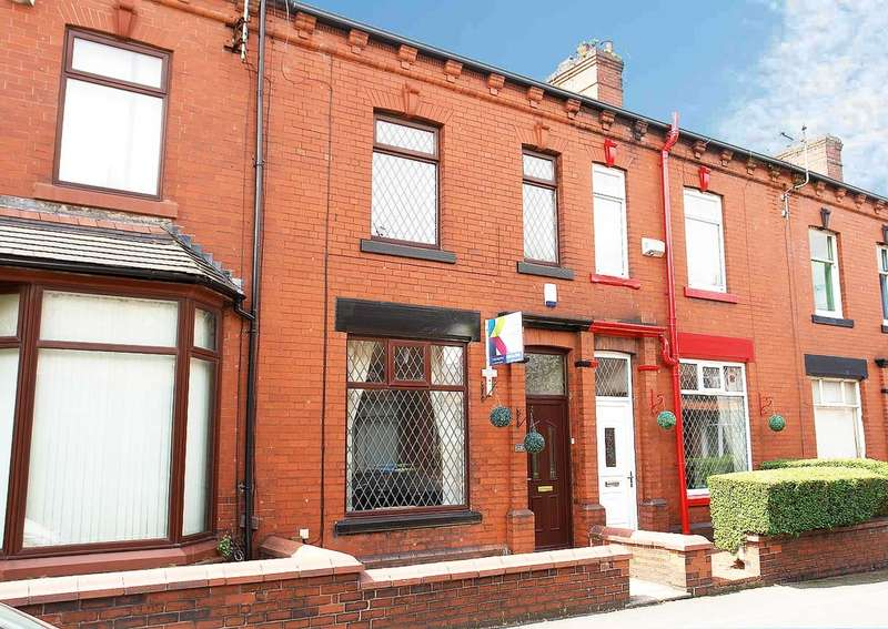 3 Bedrooms Terraced House for sale in 28 Hillside Avenue, Clarksfield