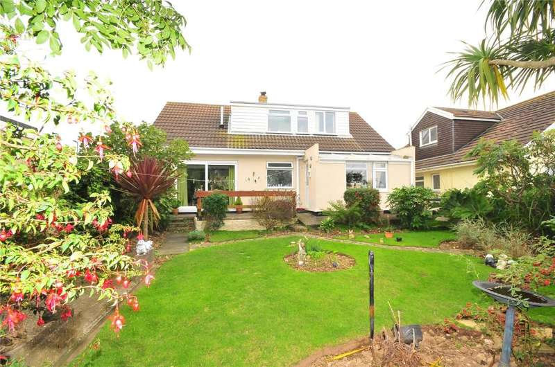 4 Bedrooms Detached House for sale in Atlantic Way, Porthtowan