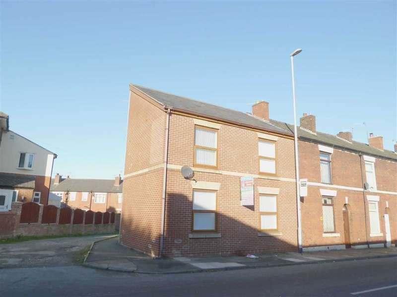 2 Bedrooms Flat for sale in Bury Old Road, HEYWOOD, Lancashire, OL10