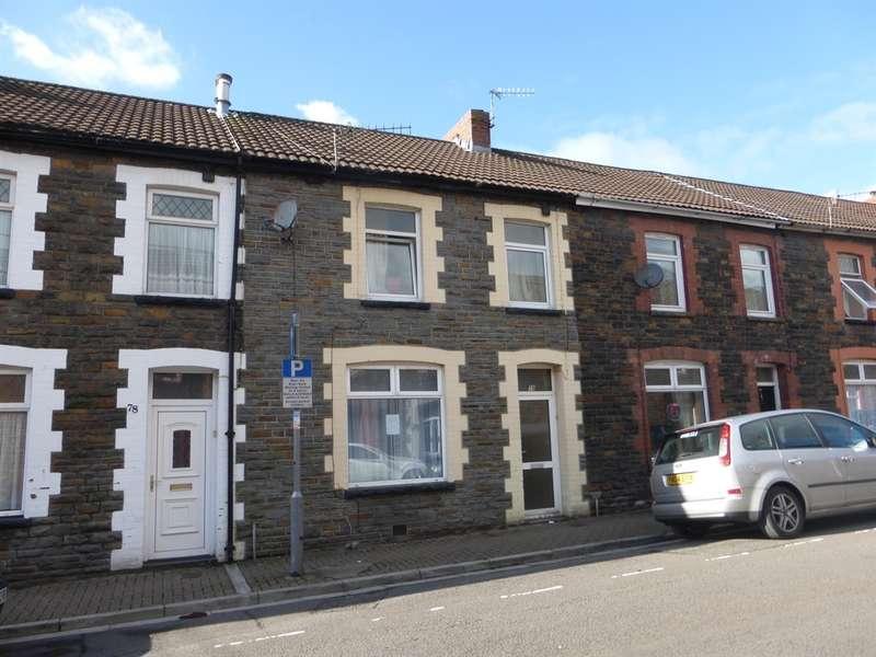 4 Bedrooms Terraced House for sale in Queen Street, Pontypridd