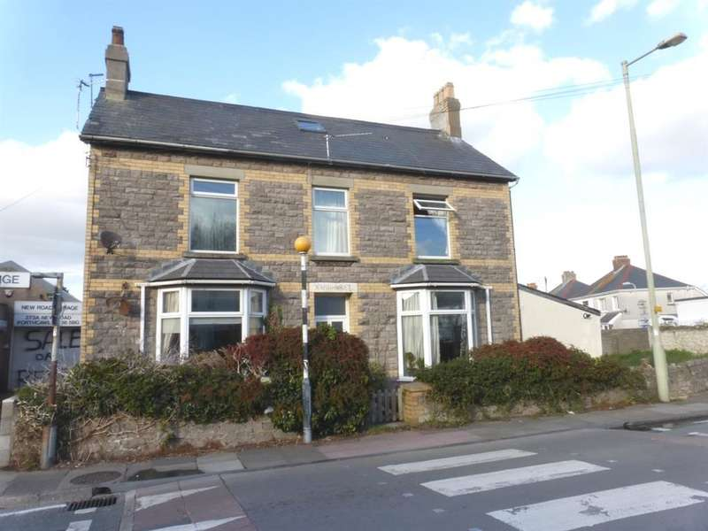 3 Bedrooms Apartment Flat for sale in New Road, Porthcawl