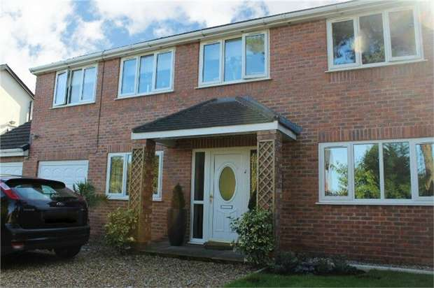 4 Bedrooms Detached House for sale in Bescar Lane, Scarisbrick, Ormskirk, Lancashire