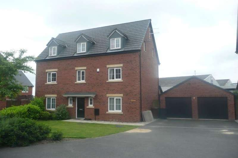 5 Bedrooms Detached House for sale in North Croft, Atherton, Manchester, M46