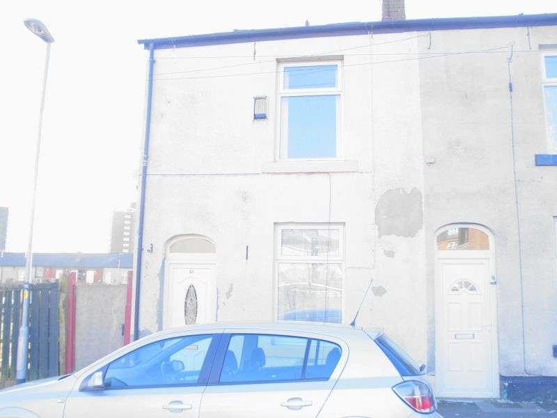 2 Bedrooms End Of Terrace House for sale in Peel Street, Rochdale, Greater Manchester. OL12 6PN