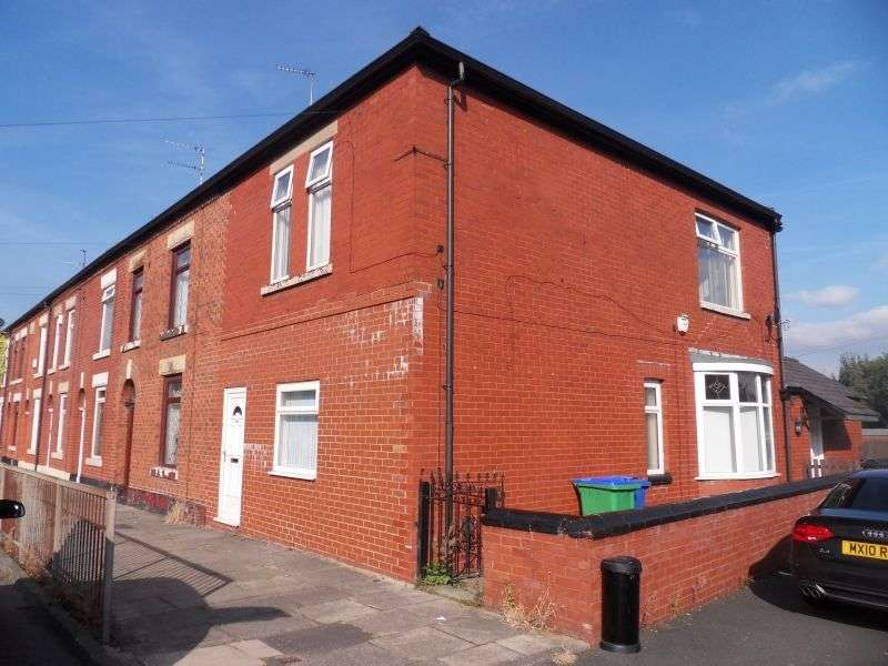 3 Bedrooms End Of Terrace House for sale in Peel Street, Heywood, Greater Manchester. OL10