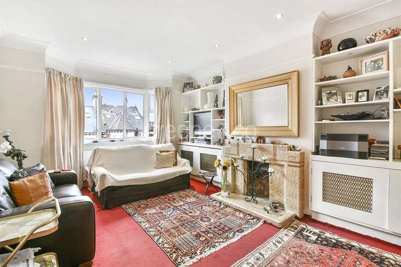 2 Bedrooms Flat for sale in Holmdale Road, West Hampstead, London, NW6