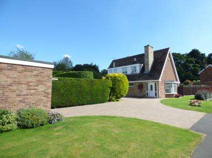 4 Bedrooms Detached House for sale in Park View Avenue, Branston, Lincoln, Lincolnshire