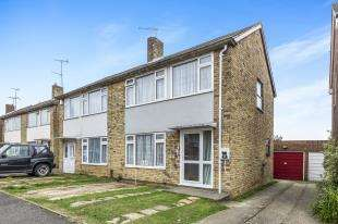 3 Bedrooms Semi Detached House for sale in Roseholme, Maidstone, Kent, .