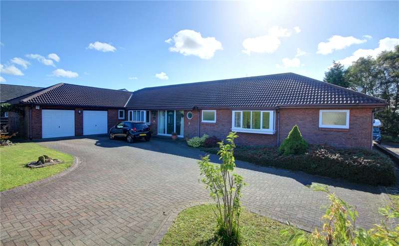 3 Bedrooms Bungalow for sale in Westlands, Coxhoe, Durham, DH6