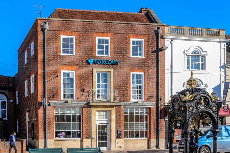 1 Bedroom Apartment Flat for sale in Market Place, Wallingford