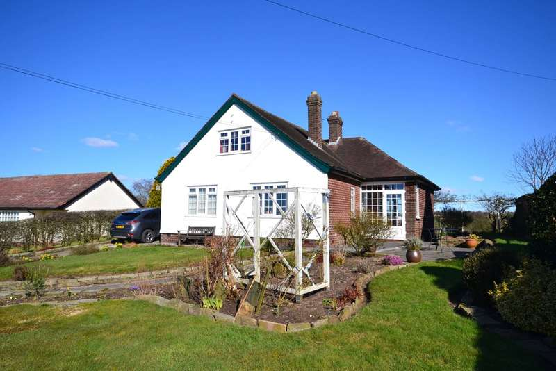 3 Bedrooms Detached House for sale in Green End, Dark Lane, Gawsworth, Macclesfield, SK11