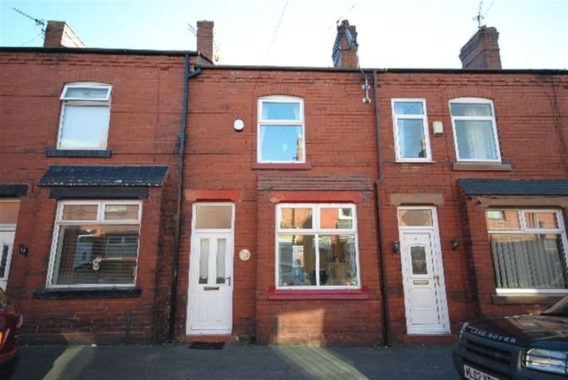 2 Bedrooms Terraced House for sale in Second Avenue, Springfield, Wigan, WN6