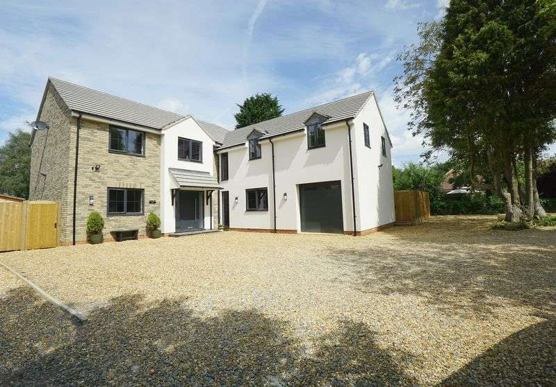 5 Bedrooms Detached House for sale in Eynesbury, Cambridgeshire