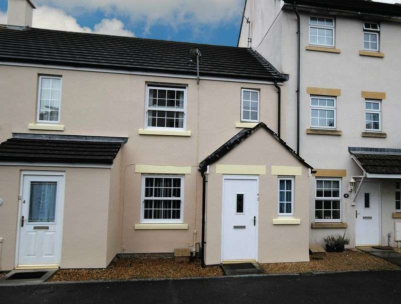 3 Bedrooms Terraced House for sale in Myrtles Court, SALTASH