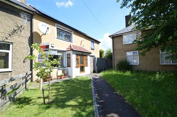 3 Bedrooms Terraced House for sale in Denny Gardens, Dagenham