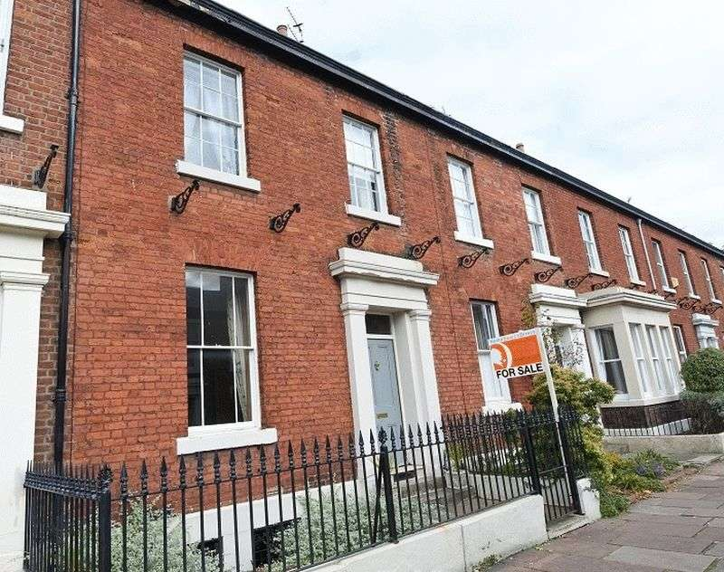 4 Bedrooms Terraced House for sale in Chiswick Street, Carlisle