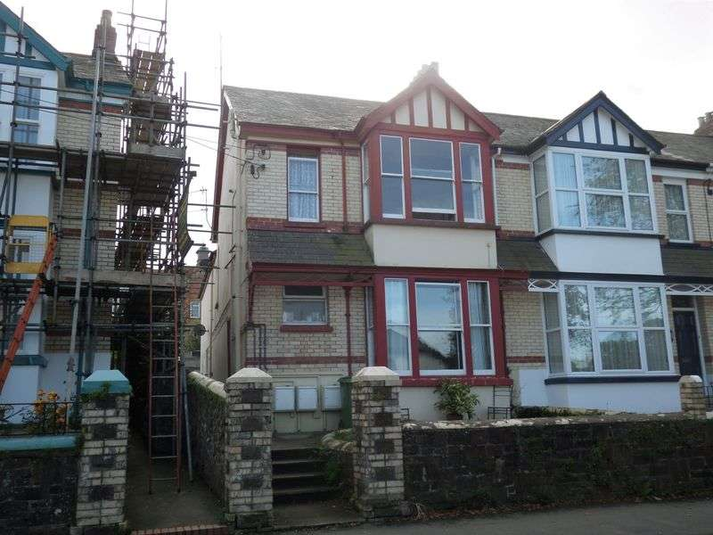 2 Bedrooms Flat for sale in Abbotsham Road, Bideford