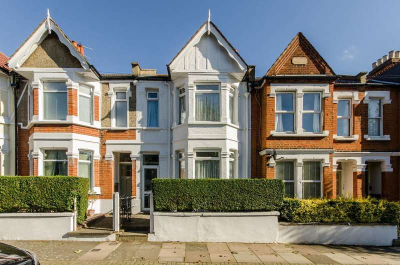 3 Bedrooms Terraced House for sale in Eastwood Street, Streatham, SW16