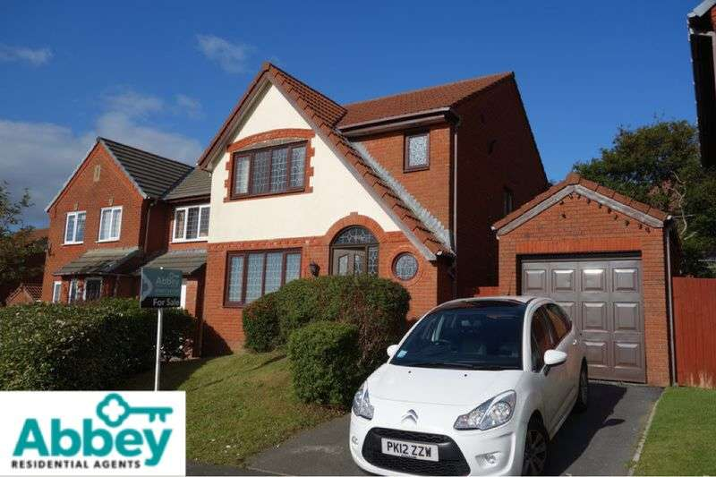 3 Bedrooms Detached House for sale in Heol Brithdir, Birchgrove, Swansea, SA7 9PZ