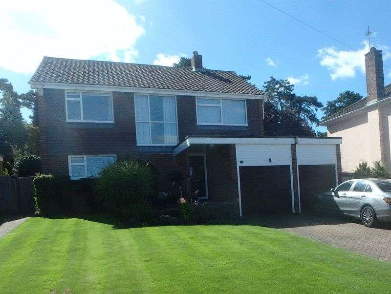4 Bedrooms Detached House for sale in The Knolls, Epsom