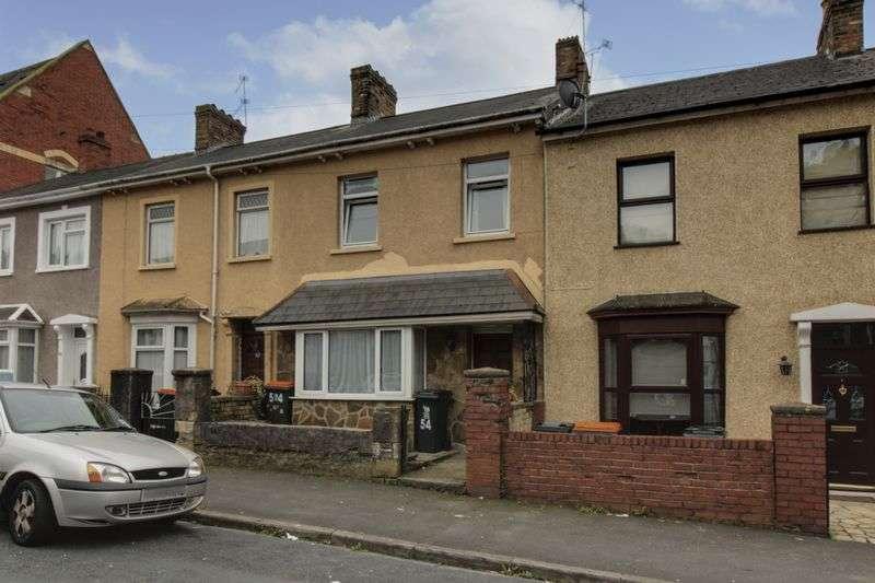 3 Bedrooms Terraced House for sale in Fairoak Avenue, Newport