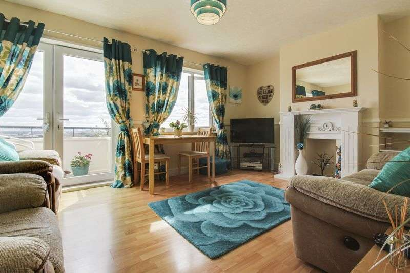 2 Bedrooms Flat for sale in Joyce Close, Newport