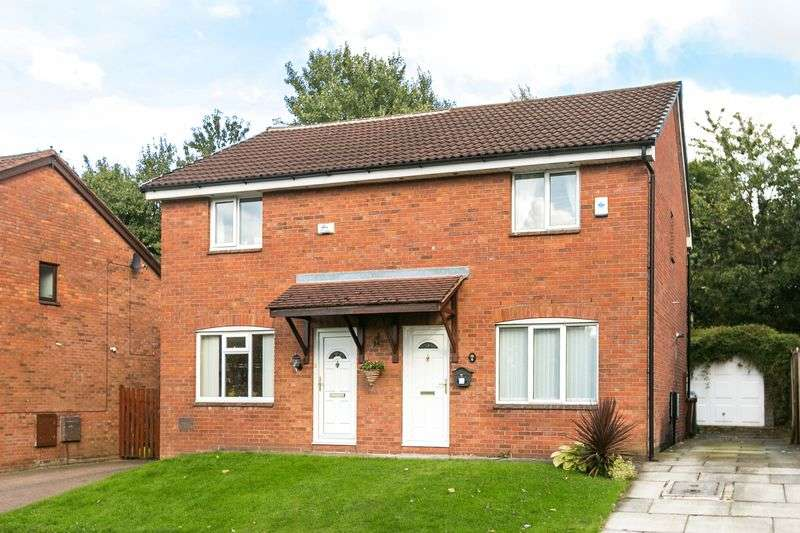 3 Bedrooms Semi Detached House for sale in The Oaks, Chorley, PR7 3QT