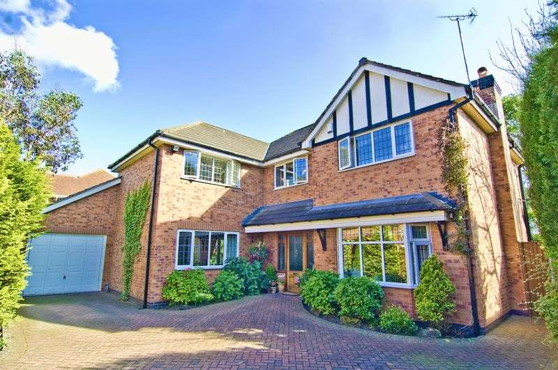 5 Bedrooms Detached House for sale in Aughton, Ormskirk