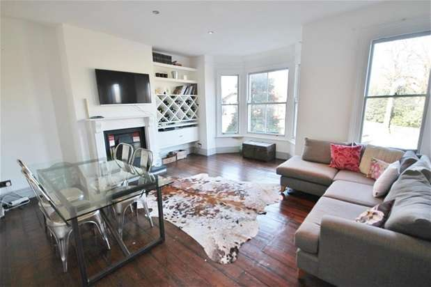 3 Bedrooms Flat for sale in Norwood Road, Herne Hill