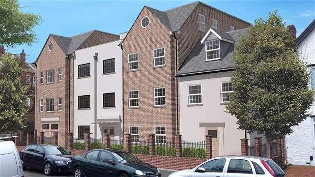 1 Bedroom Flat for sale in Semley Road, Norbury