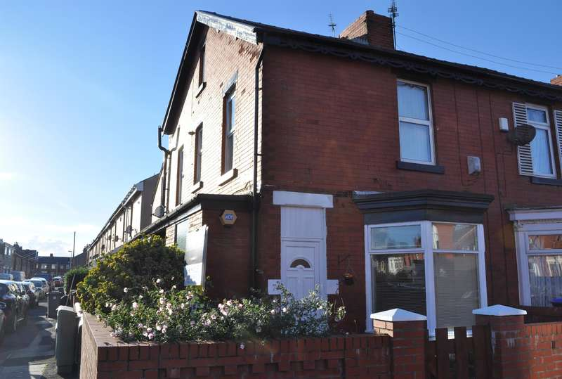 2 Bedrooms Ground Flat for sale in Abbey Road, South Shore, Blackpool, FY4 2LB