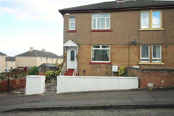 2 Bedrooms Semi Detached House for sale in Park Street, Airdrie
