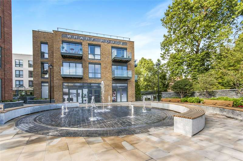 2 Bedrooms Flat for sale in Brewery Lane, Twickenham, TW1
