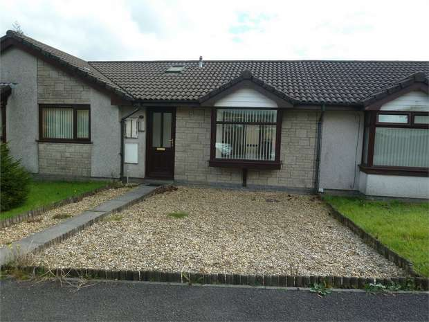 1 Bedroom Terraced Bungalow for sale in 27 Cwm Farteg, Bryn, Port Talbot, West Glamorgan