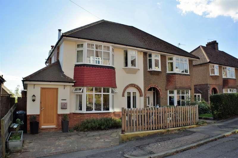 3 Bedrooms Semi Detached House for sale in Sylvan Way, Redhill