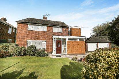 4 Bedrooms Detached House for sale in Fairholme Avenue, Eccleston Park, Prescot, Merseyside, L34