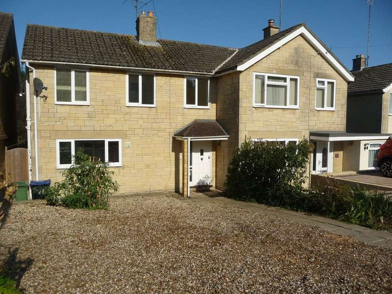 3 Bedrooms Semi Detached House for sale in Broadmead, Corsham