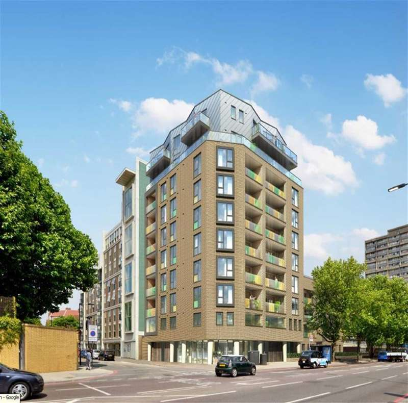 3 Bedrooms Property for sale in The Junction, Shadwell, London, E1