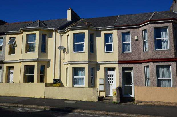 1 Bedroom Flat for sale in Embankment Road, Plymouth, Devon