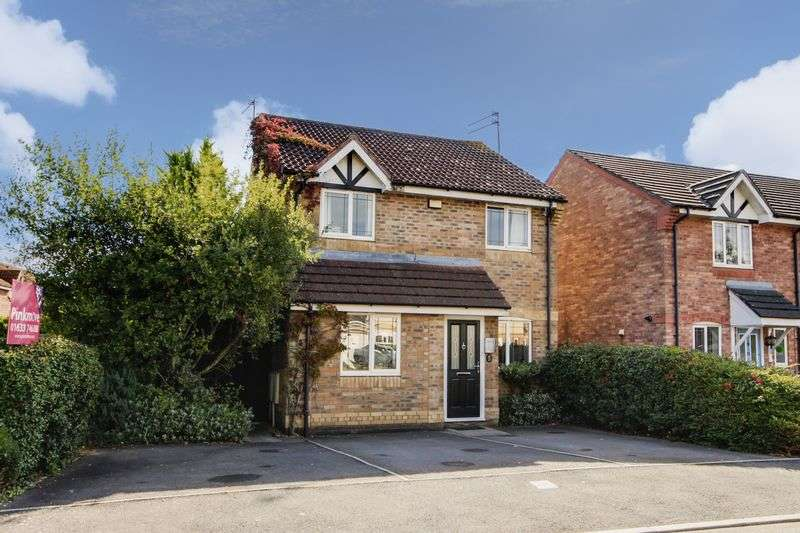 3 Bedrooms Detached House for sale in Harrison Drive, Cardiff