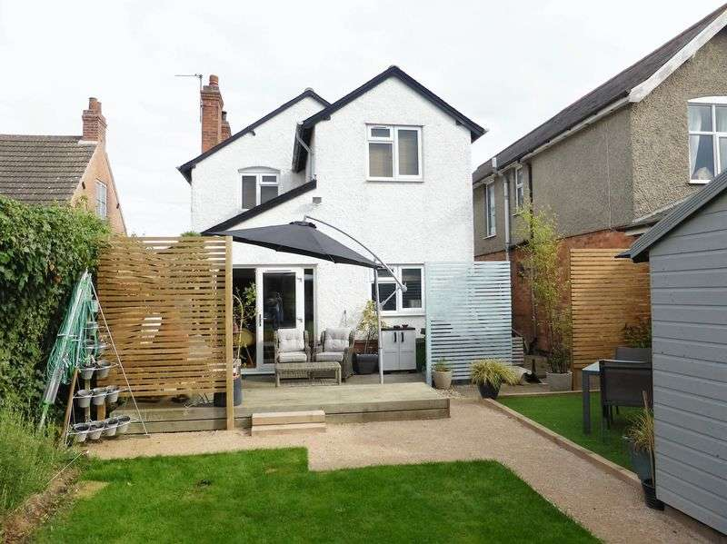 4 Bedrooms Detached House for sale in Seagrave Road, Sileby