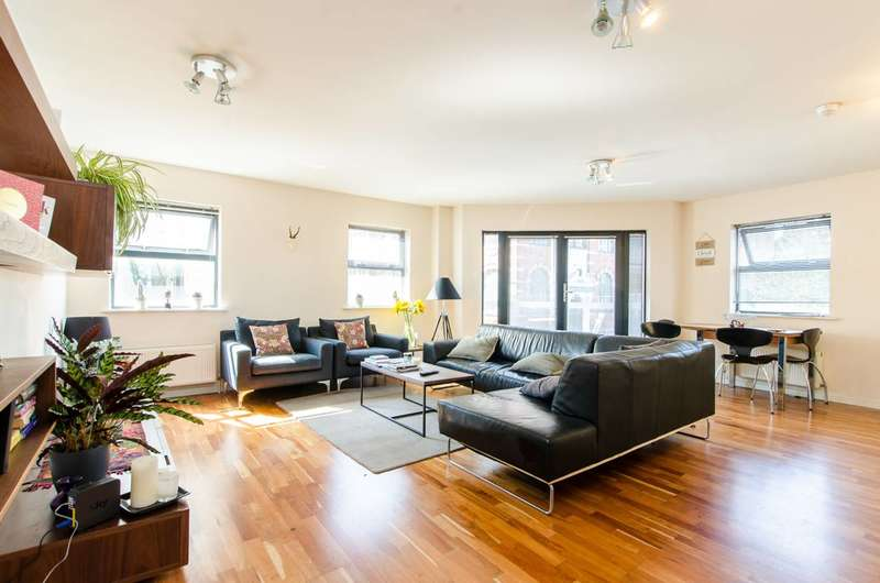 2 Bedrooms Flat for sale in Quaker Street, Spitalfields, E1