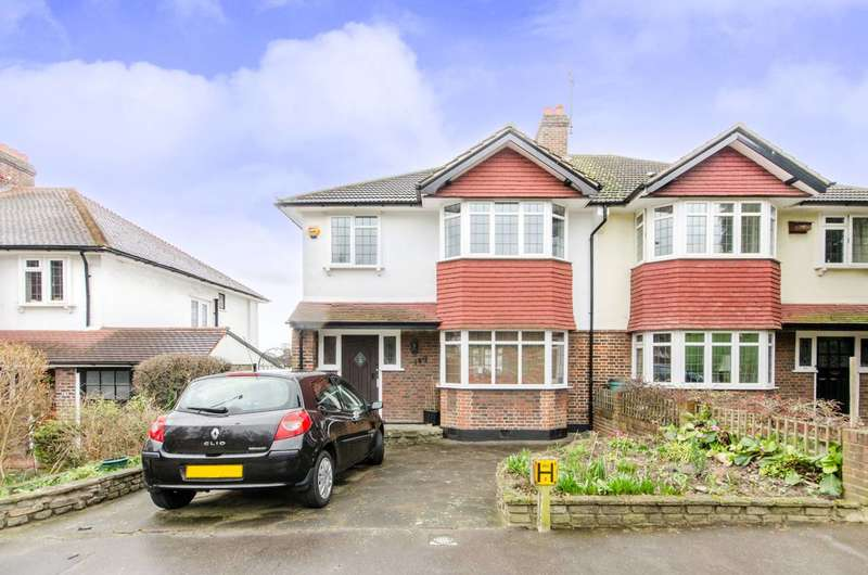 3 Bedrooms House for sale in Covington Way, Streatham Common, SW16