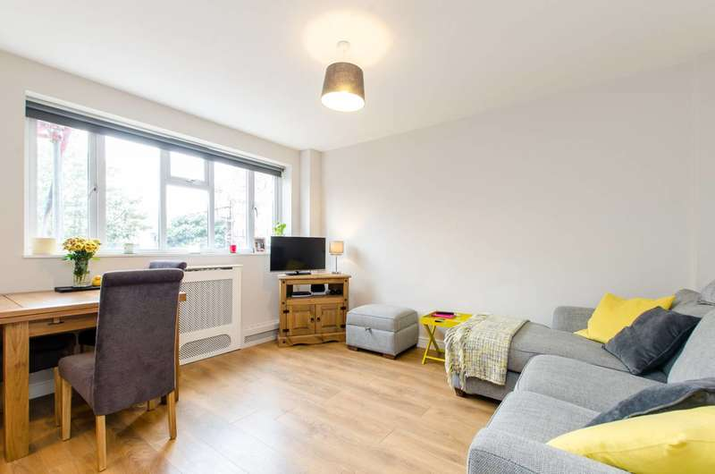 1 Bedroom Flat for sale in Sandhurst Court, Brixton, SW2