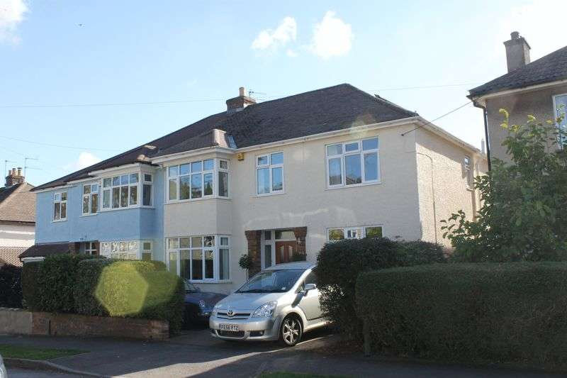 4 Bedrooms Semi Detached House for sale in Rayens Cross Road, Long Ashton